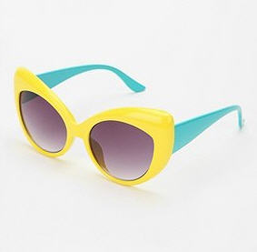 These glasses are ready for some crazy party times.