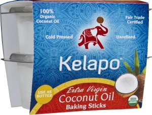 Kelapo Baking Sticks