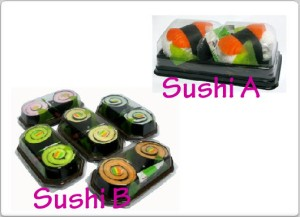 You don`t know how much I love sushi already, and in towel form? Unbelievably awesome!