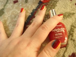Sally Hasen Nail Growth Miracle