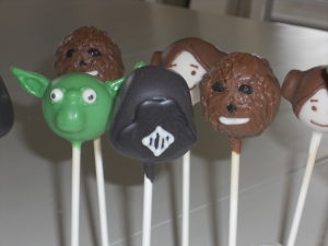 Let the force/shwartz/sweets be with you!