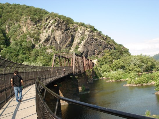 I took this photo in Harper`s Ferry