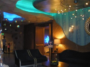 Aquarium Lounge