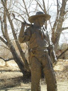 Old West Man