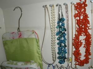 closet necklaces