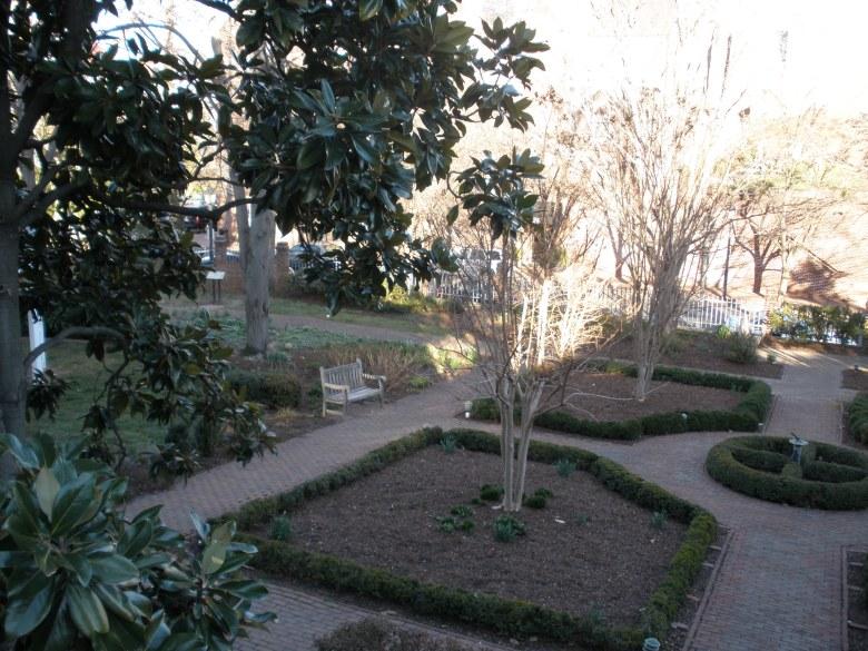Carlysle House Garden