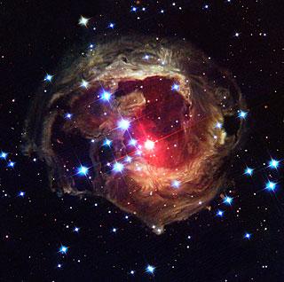 Hubble Telescope, Courtesy of NASA, Hubble`s Website