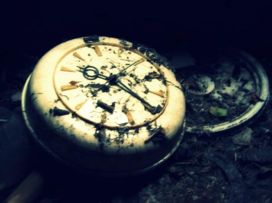 old-clock