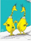 Dr.Suess's story about prejudice: The Sneetches